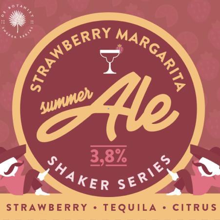 Strawberry margherita Summer Ale
